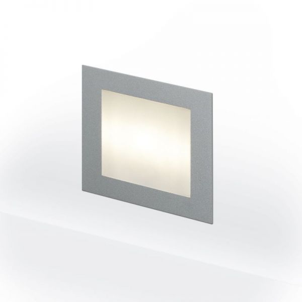 Planlicht square LED staircase spotlight Wall 90