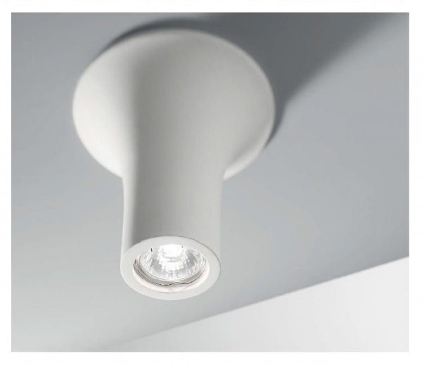 Gypsum spotlight Gipsal GU10 small
