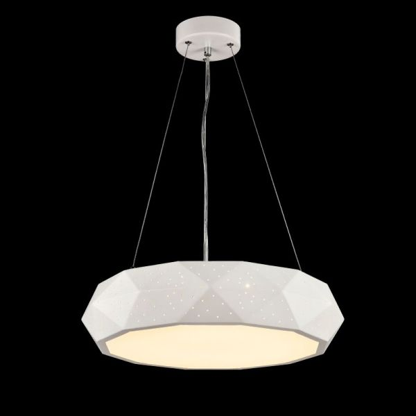 Maytoni LED pendant light Ivona with adjustable white light color
