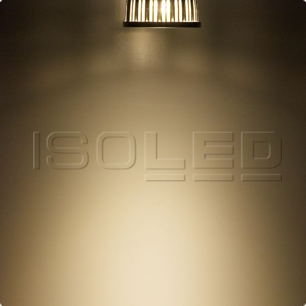 GU10 LED 5,5W HV spot 38° warm white, dimmable