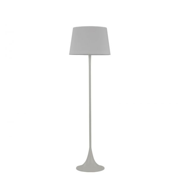 Stehlampe London PT1 von Ideal Lux H: 174cm in weiss