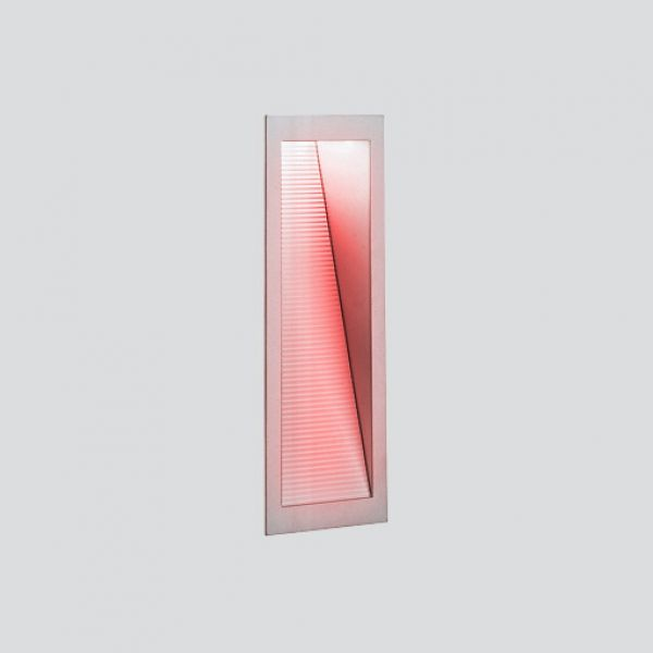 LED wall recessed  lamp Ken square
