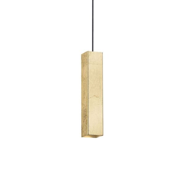 Ideal Lux square LED pendant lamp Sky