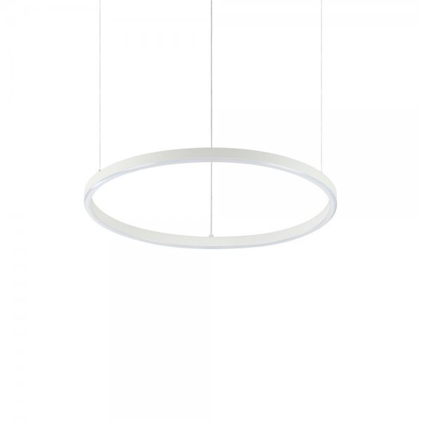 Ideal Lux LED ring light Oracle Slim white