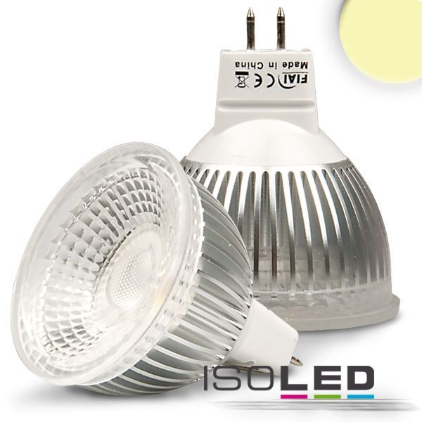 MR16 glass LED spot 12V 5,5W warm white