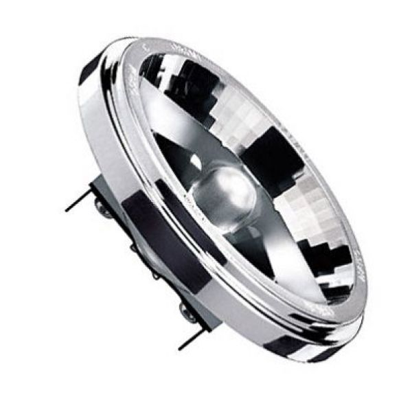 Low voltage reflector lamp eco G53 50W