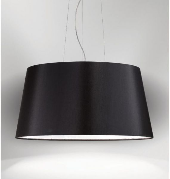 Lika fabric LED pendant lamp Doss