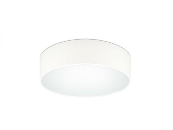 Onok round LED ceiling lamp Push
