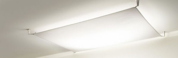 B.lux Veroca 4 LED light sail ceiling lamp