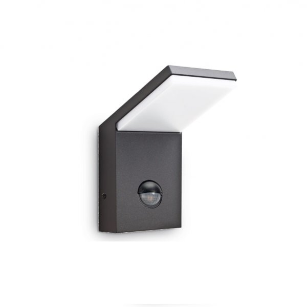 Ideal Lux sensor LED wall lamp Style warm white