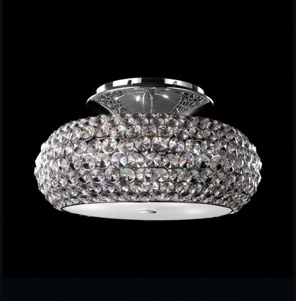 kristall deckenlampe star illuminati kaufen. Black Bedroom Furniture Sets. Home Design Ideas